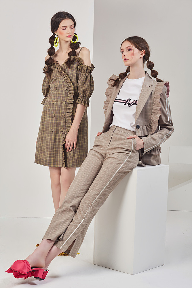 ROMANCHIC 18S/S COLLECTION